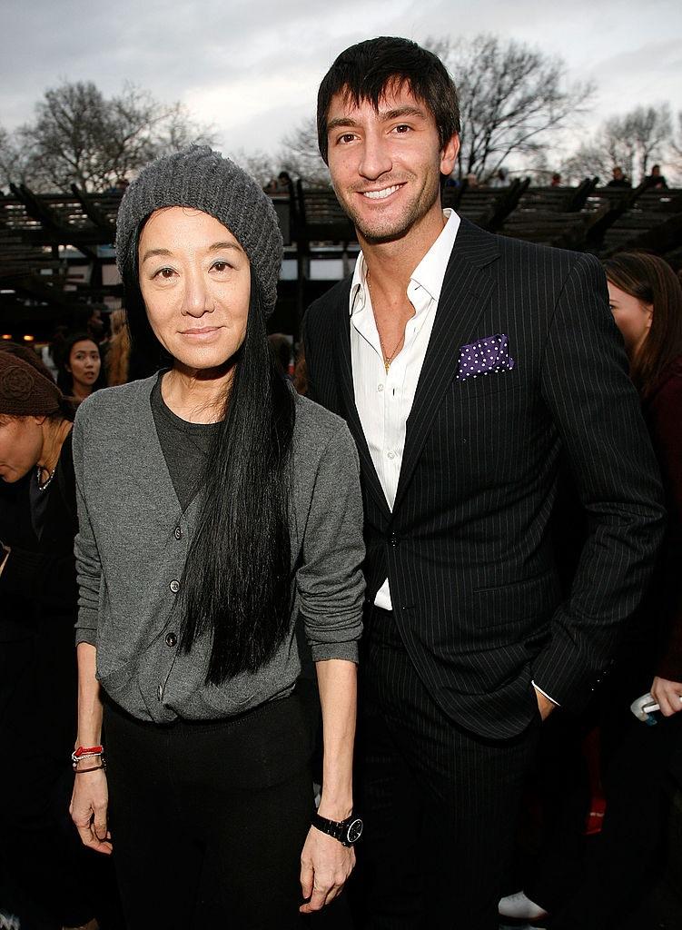 Evan Lysacek比Vera Wang小36岁。