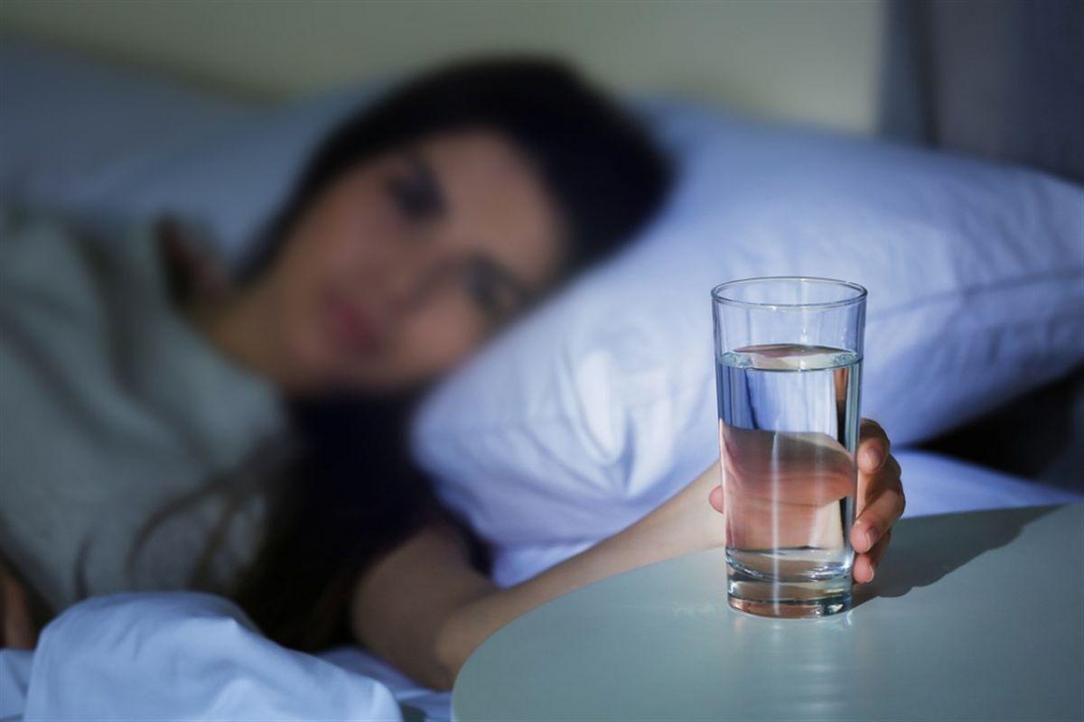 夜间口渴有可能是健康除了状况,必须要多留意。