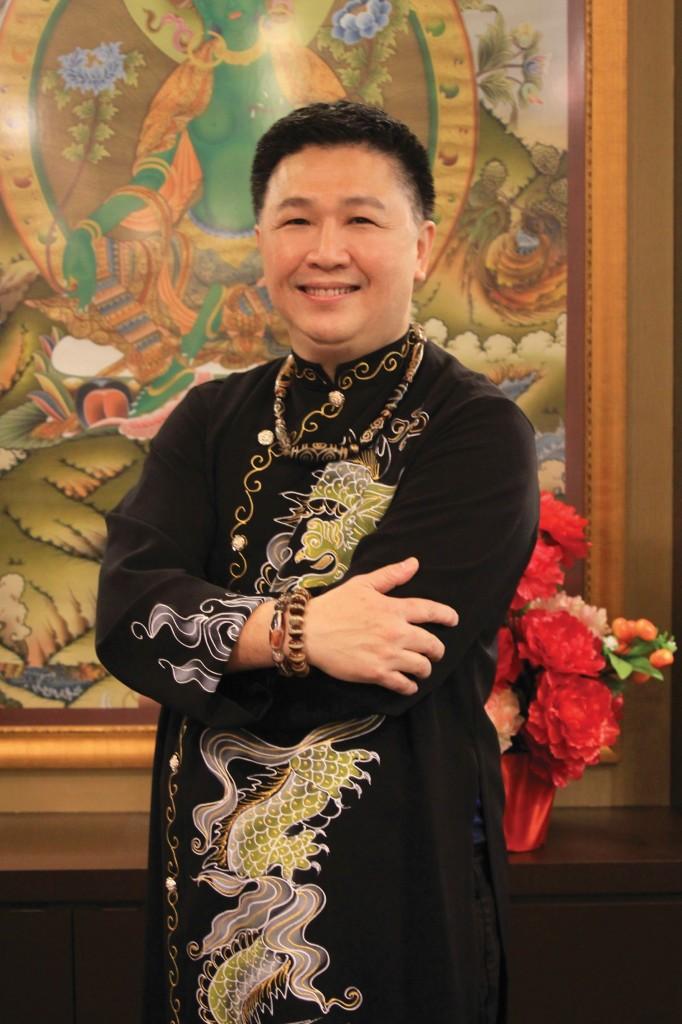 Dzi Kingdom®天珠王国创办人 Dato'雷永光师傅(Dato' Martin Lui)