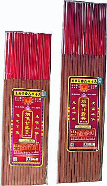 烟供甘露香32CM及39CM(支香)
