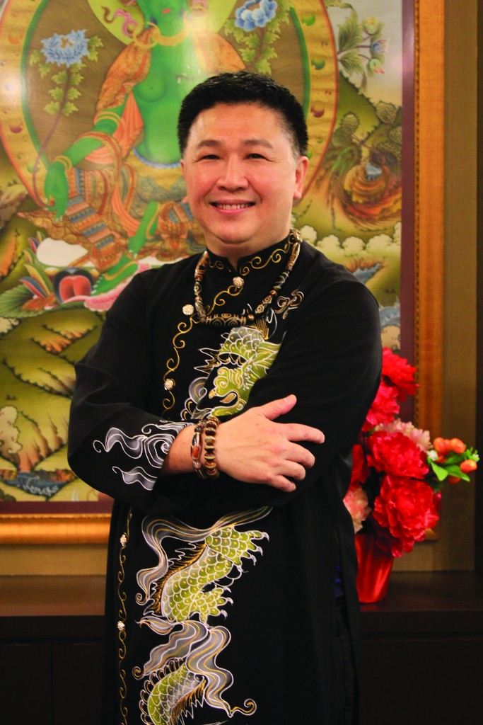 Dzi Kingdom® 天珠王国创办人 Dato'雷永光师傅 (Dato' Martin Lui)