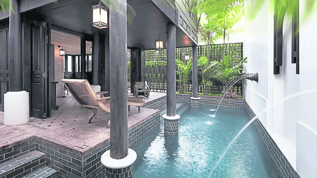 想要在院子建造大水池,事前必须做足功课避免坏了家中的好格局。