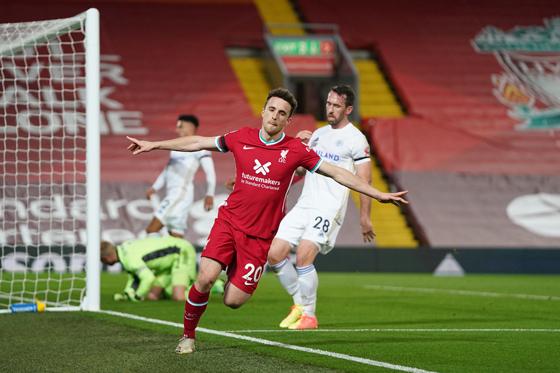 若塔表现出色,为利物浦胜利建功。
