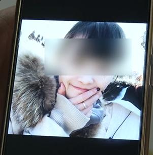 21岁的女孩冯洁深陷网贷跳而楼自杀身亡。