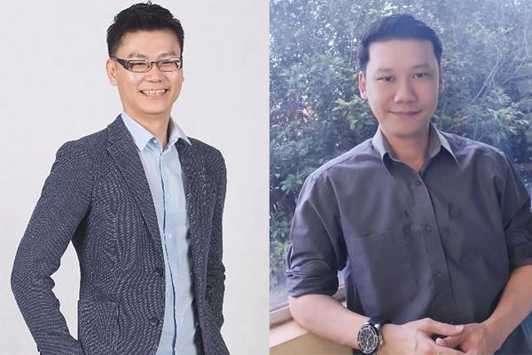 特别鸣谢:(左)蓝志峰 & (右)城城