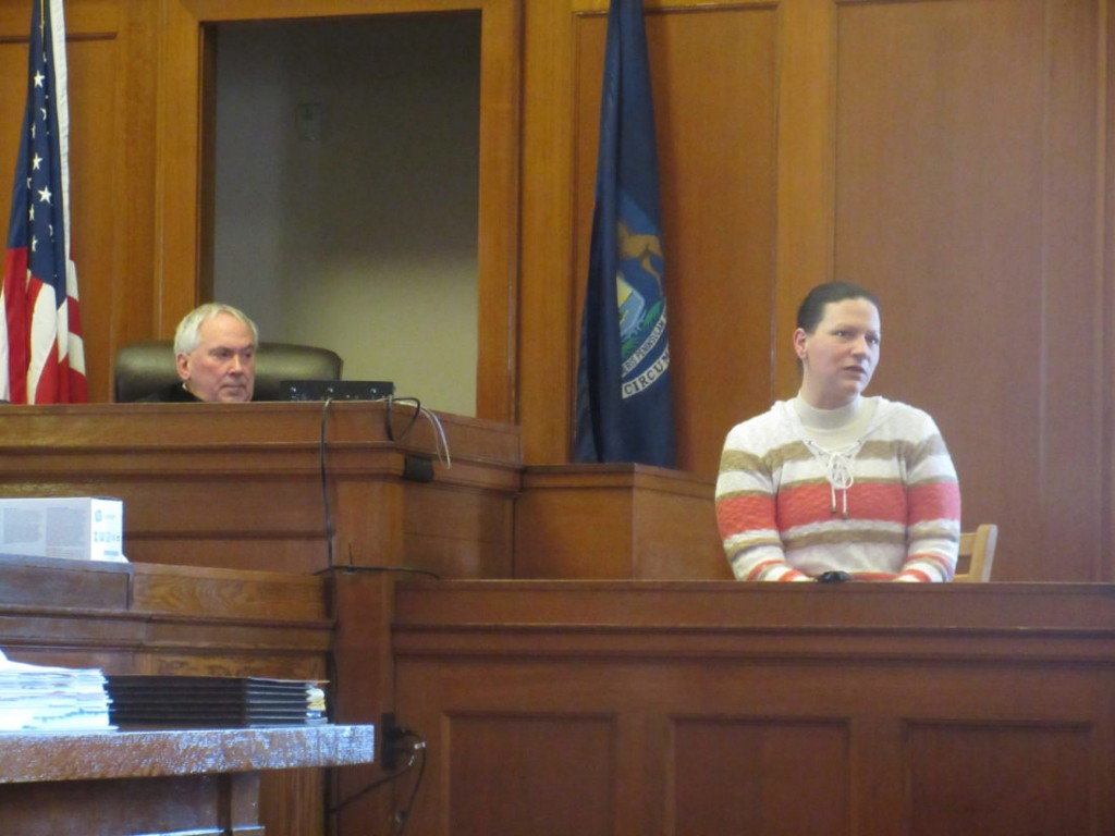 科克兰承认是她和丈夫联手杀害并肢解了情人,并在事后举行人肉BBQ款待邻居。