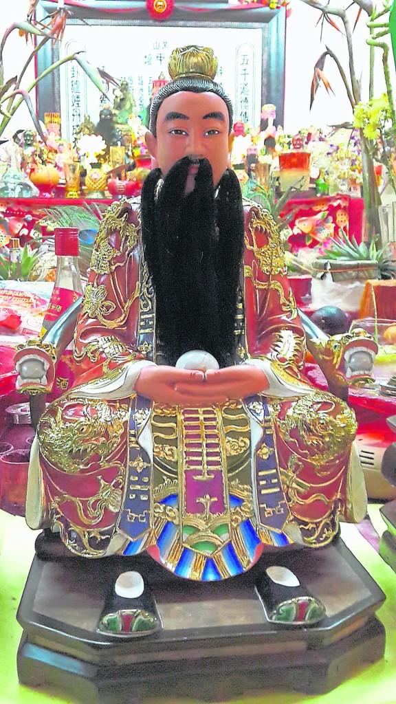 元始天尊,又称玉清元始天尊,为道教最高神圣——三清天尊之首。