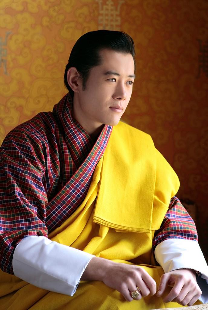 不丹第5任国王旺楚克