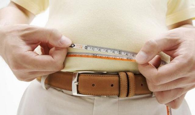 当腰围增粗,就要注意自己肥胖开始。