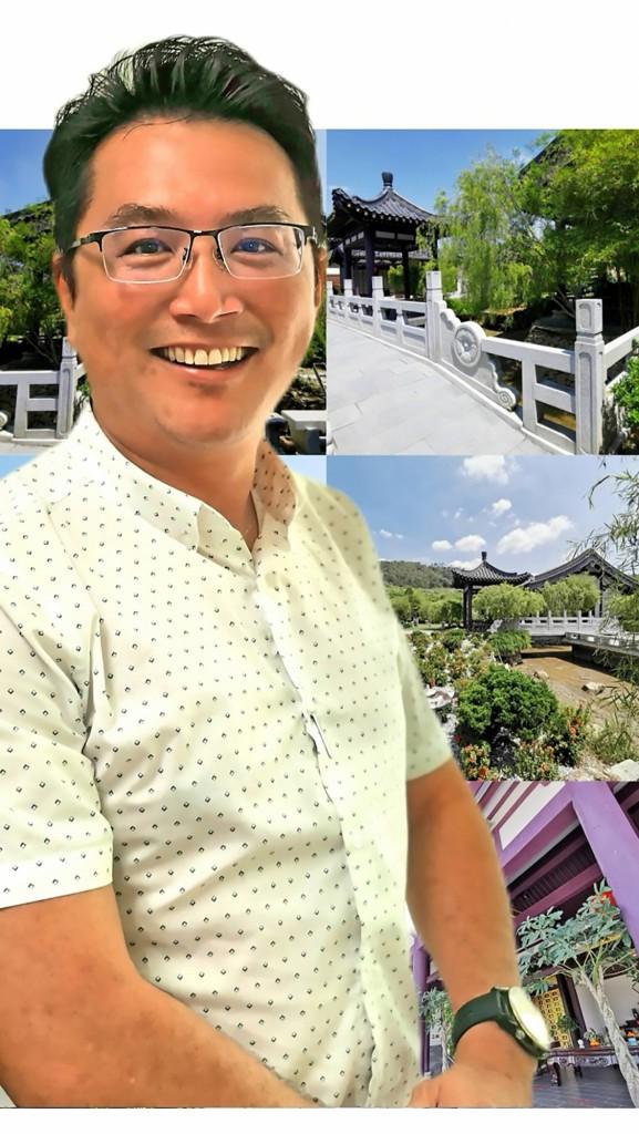 Hallmark富恩園生命规划导师兼销售总监陈錩鋐硕士PPN表示,创建龙穴宝地富恩園,为客户离世的至亲提供往生后的安详长眠家园。