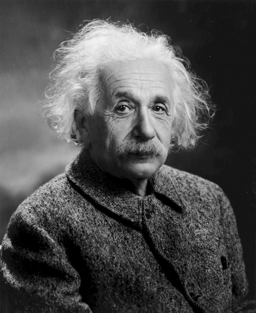 爱因斯坦说,这世间的万事万物都是由能量所形成的。