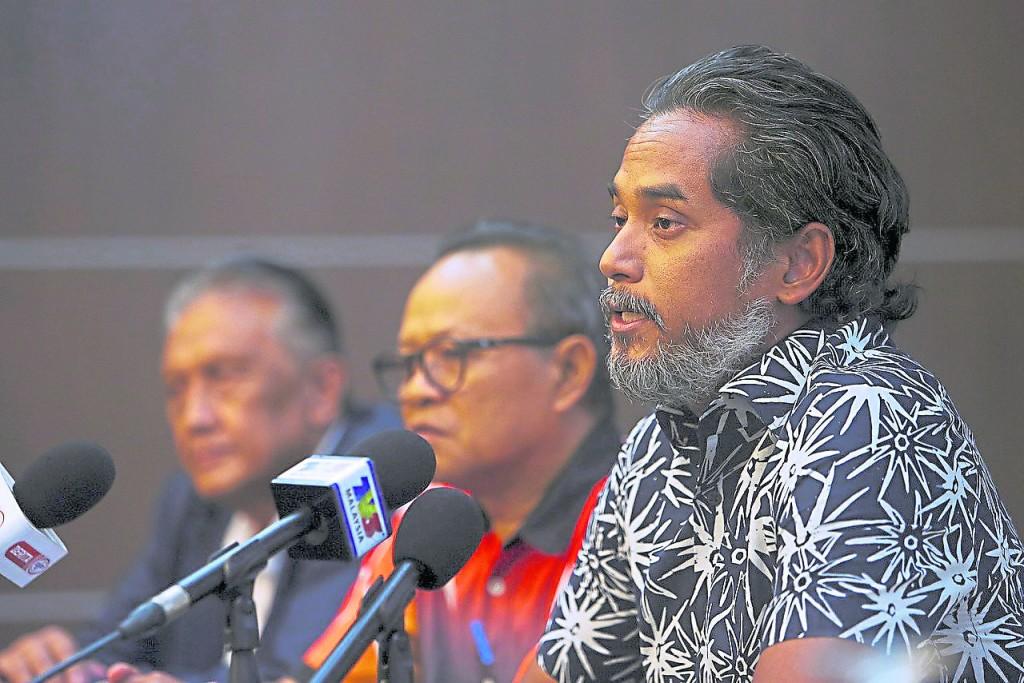 巫统林茂区国会议员凯里继续向党主席阿末扎希施压,要求加快党选以解决党内危机。