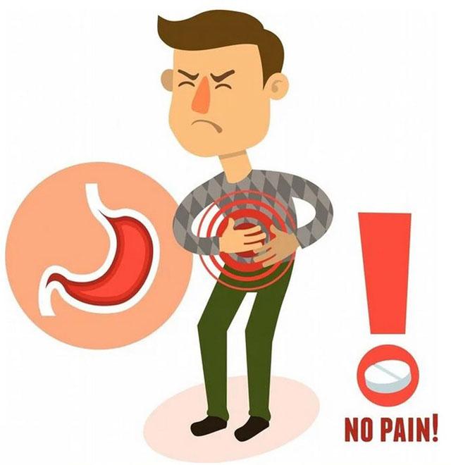 时常感到胃部不舒服的人,要警惕注意自己健康。