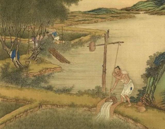 古代皇帝体会过农民的工作,也了解到民间老百姓的疾苦。