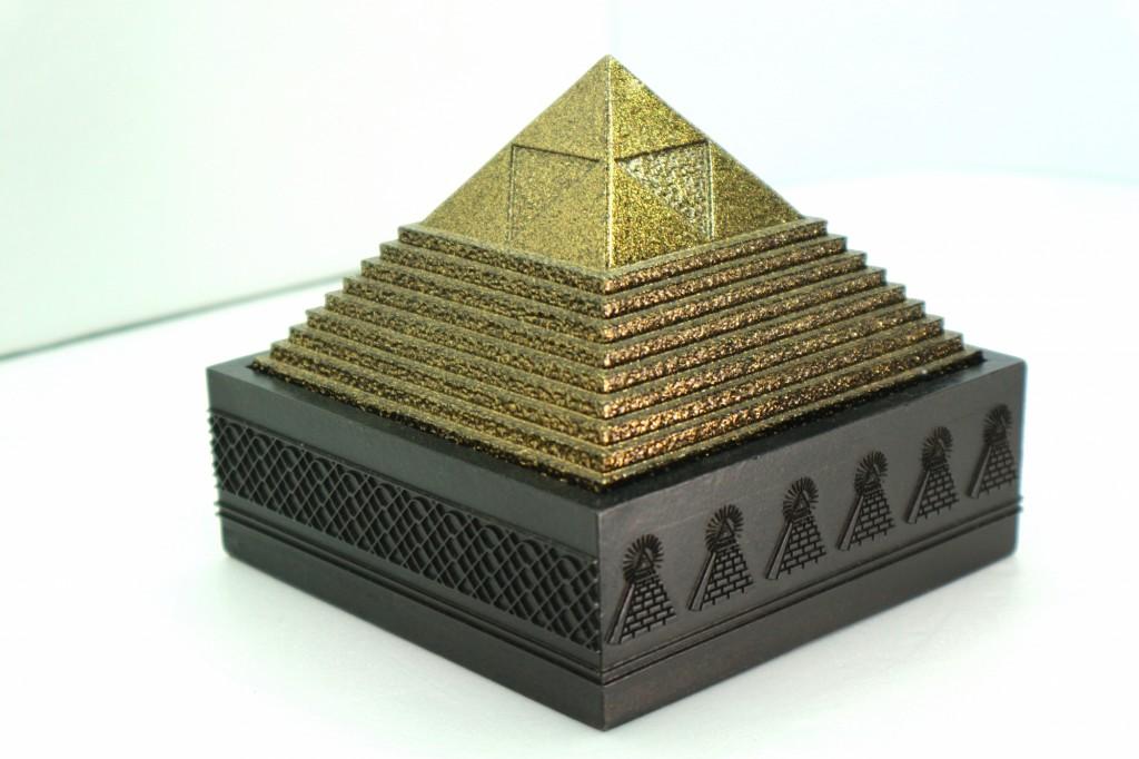 黑金辉煌如意金字塔