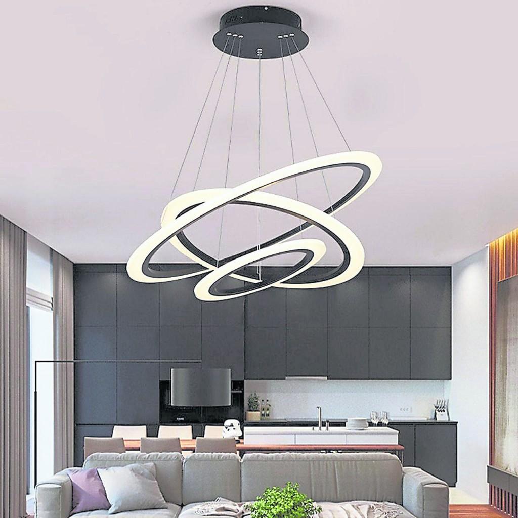 造型怪异的灯饰在风水上会产生不好的寓意,对主人产生不利的影响。