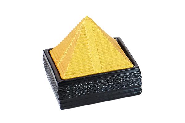 七轮吉祥金字塔