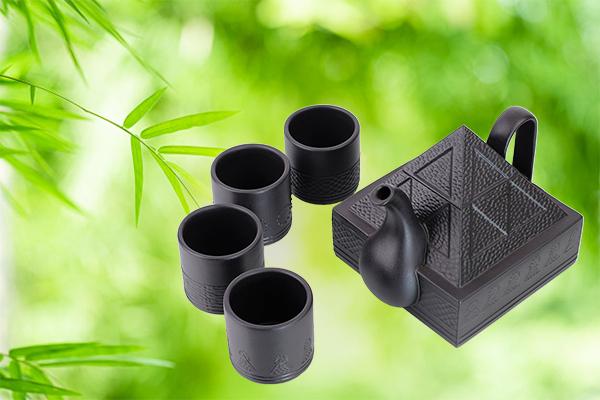 能量金字塔茶具组