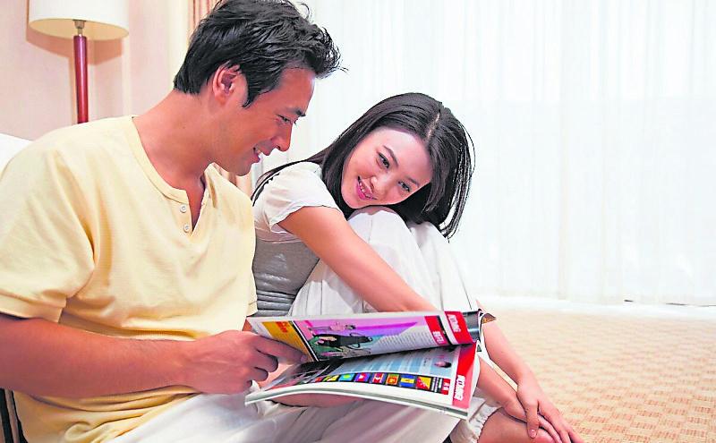 只要化解了影响夫妻感情的缺角位,才能够让夫妻之间的关系更加和谐。