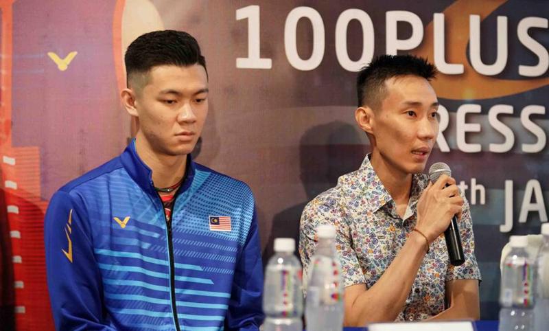 李宗伟认为,只要李梓嘉能够学习控制压力,就有望在东京奥运会中夺得奖牌。