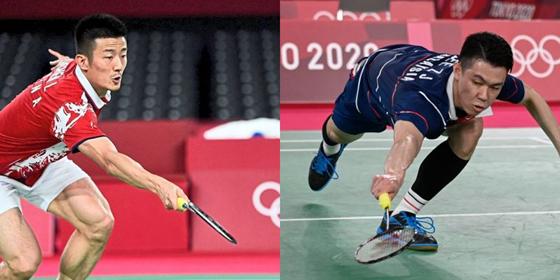 李梓嘉在16强赛中遇上中国卫冕人物谌龙不幸落败,无法更进一步。