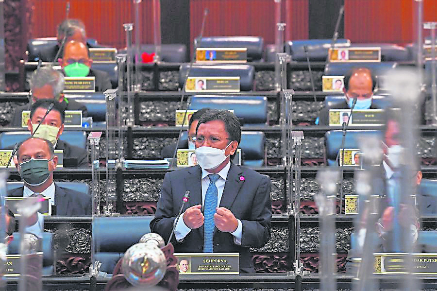 沙菲益阿达抨击,希盟公然与盗取人民委托的政府签署谅解备忘录。