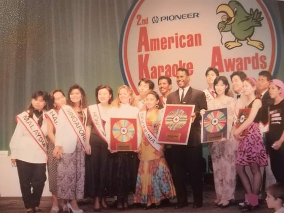 代表马来西亚前往日本参赛,与五位不同国家对手比赛。
