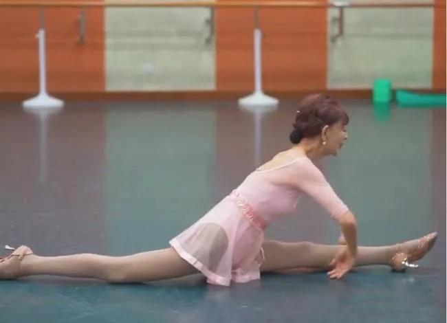 迄今,汪奶奶仍保持每天运动、习舞的习惯。
