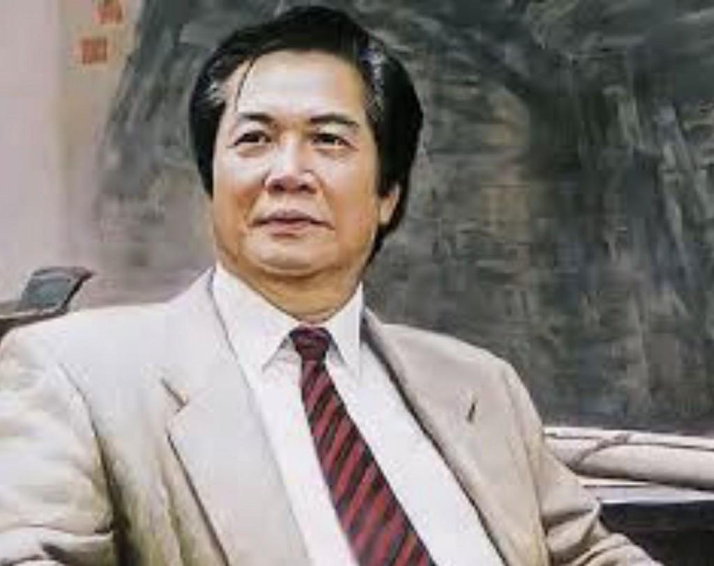 国际著名画家锺正山教授