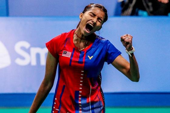 在苏迪曼杯羽毛球混合团体赛中表现不够出色,被网民种族歧视的女单吉苏娜坦承这起风波,影响了她备战尤伯杯的情绪。